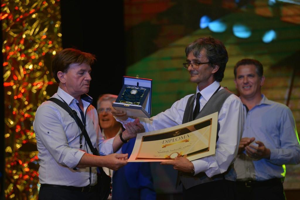 Specijalna nagrada za umetnički izraz - Varaždinski tamburaški orkestar, Varaždin, Hrvatska